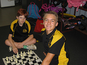 Chess at Blackbutt State School