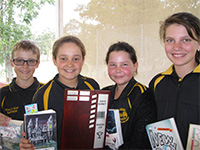 State Finalists for Reader's Cup Challenge