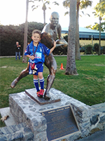 Warren - Our Footy Star of the Future